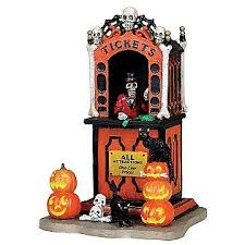 Spooky Village Halloween Decorations by 68 Best Spooky Town Images On Pinterest Halloween Village