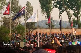 Cricket Flags Emotions Run High At Hughes Tribute Match In Nepal Cricket Com Au