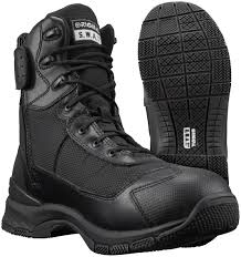womens tactical boots canada h a w k waterproof side zip black tactical boots original s w a t