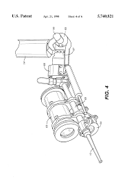 Recordation Form Cover Sheet by Patent Us5740821 Tank Cleaning Using Remotely Controlled Manway