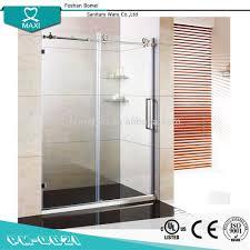 roller door shower u0026 sliding glass door system shower door shower