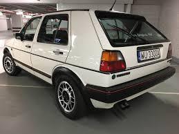 volkswagen golf 1987 volkswagen golf gti 16v mk2 1987 36000 pln warszawa giełda