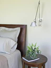 home accessories gorgeous bedside wall mounted reading light