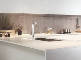 Kitchen Faucets Touch Technology Kwc Zoe Touch Light Pro Is A Faucet Controlled Using Smart