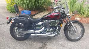 2005 honda shadow spirit 750 motorcycles for sale