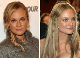 pic of 15 hair diane kruger hairstyles how to get 15 of her best braids