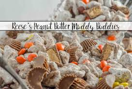 reese u0027s peanut butter cups muddy buddies aka puppy chow