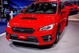 Subaru Top Speed 2018 Subaru Wrx And It U0027s Sti Change Current Carbuzz Info