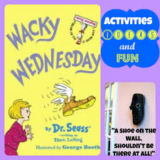 celebrating dr seuss with wacky wednesday wacky wednesday dr