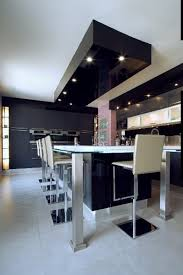 cuisine moderne ilot ophrey com cuisine moderne avec un bar prélèvement d