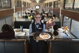 Dining Room Attendant by Dining Out At 79 Miles An Hour Trains U0026 Travel With Jim Loomis