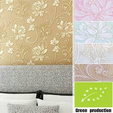 Wallpaper Wall Designs Home Design Ideas - Flower designs for bedroom walls