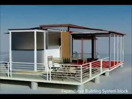 folding container house youtube