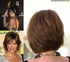 backs of short hairstyles for women over 50 stacked hairstyles women over 50 haircut pics of short hair