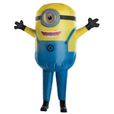 minion costume despicable me stuart minion kids costume one size