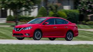 red nissan sentra 188 hp nissan sentra sr turbo adds some oomph to the lineup