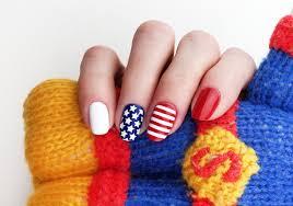 stars and stripes nail stencils set incredible nail art