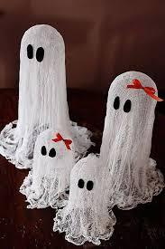 Halloween Home Decor Pinterest Best 25 Cheesecloth Ghost Ideas On Pinterest Simple Halloween