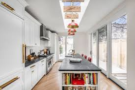 famous kitchen designers emily blunt and john krasinski u0027s historic brooklyn townhouse is