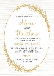 wedding invitations in wedding invitations match your color style free