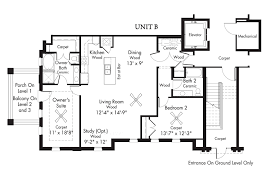 homes with 2 master bedrooms charleston ii unit b town center home floor plans regent homes