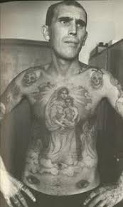 gang tattoos a look at their use and meanings the russian mafia