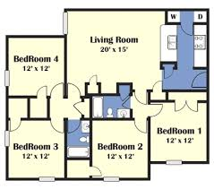 bradford floor plan bradford oaks tallahassee fl apartment finder