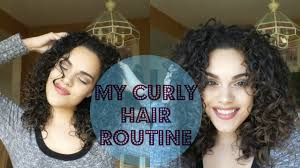light gel for curly hair my curly hair routine highly requested ft deva curl bounce