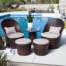 Modern Outdoor Wicker Furniture Enjoyable Contemporary Outdoor Furniture All Home Decorations
