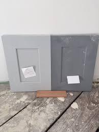 Grey Kitchens Cabinets Dark Or Light Grey Kitchen Cabinets