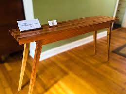 Mid Century Modern Desk For Sale Great Entryway With Mid Century Console Table