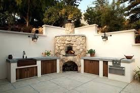 Outdoor Kitchen Pizza Oven Design Pizza Oven Kitchen Moute