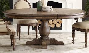 Antique Round Dining Table Home Design 79 Breathtaking Extendable Round Dining Tables