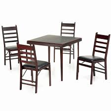 5 Piece Folding Table And Chair Set Wood Folding Table And Chairs Set Luxury Cosco 5 Piece Bridgeport