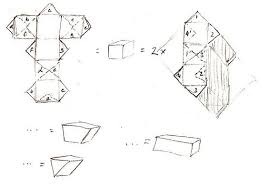 templates for paper building blocks