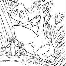 The Lion King Coloring Pages 100 Free Disney Printables For Kids Coloring Scares