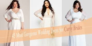 wedding dress for curvy of the most gorgeous plus size wedding dress for curvy