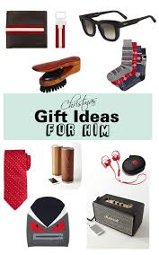 gift ideas for him gift guide for him sweethaute