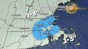 Snow Forecast Map Winter U0027s Back Cold Air And Several Snow Chances Ahead Cbs Boston
