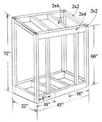 Diy Firewood Rack Plans by Build A Firewood Shelter Wood Sheds Storage Sheds And Shelves