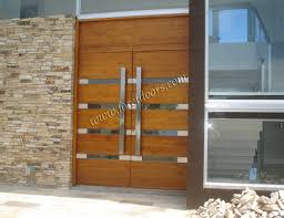 modern entry doors gallery of contemporary modern wood front entry doors by foret