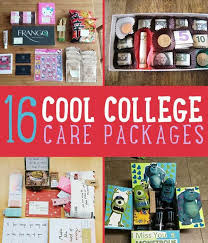 feel better care package ideas college care package ideas college creative and food