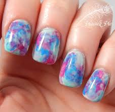 robin moses nail art marble nails with no water needed no water