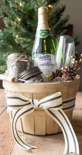 what to put in a wine basket sparkling gift basket ideas a owl