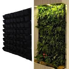 Pflanzen Fur Japanischen Garten Wandbegrünung Karoo Für 9 Pflanzen 40 X 40 In Grau Amazon De