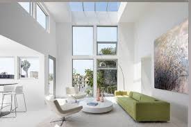 white interior homes 5 simply amazing california homes