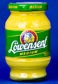 lowensenf mustard german mustards lowensenf medium national mustard museum