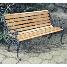 iron park benches iron bench make residents and visitors feel at home with