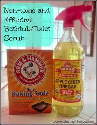 Baking Soda And Vinegar Bathtub Bathroom Tub Cleaner Baking Soda Bathroom Design And Shower Ideas