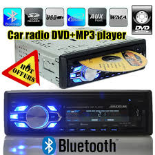Cd Player With Usb Port For Cars Bluetooth Cd Dvd Car Radio Player Usb Sd Aux In 1 Din Car Audio